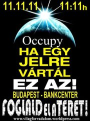 Occupy Budapest
