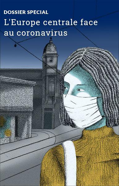 Illustration dossier coronavirus