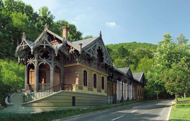 Projet de réhabilitation du vieux terminus du tramway hippomobile.